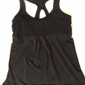 Black Old Navy Exercise Top